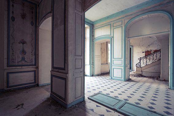turquoise kasteel van Kristof Ven