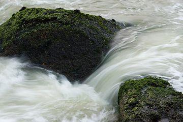 Wild Water langs de kust