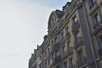 Pariser Architektur Gebäude von DaniellesArt