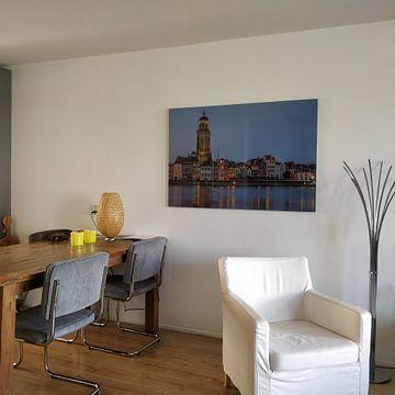 Kundenfoto: Skyline Deventer von Han Kedde
