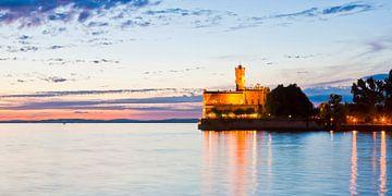 Château de Montfort au bord du lac de Constance sur Werner Dieterich