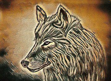 Wolf. von Jose Lok