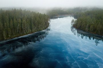 L'hiver en Suède