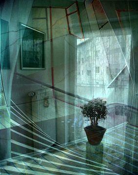 Raumkontinuum 2 van Gertrud Scheffler