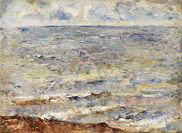 Meer, LESSER URY, 1889 von Atelier Liesjes