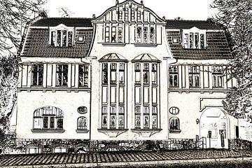 Architektur für die Seele van Heidrun Carola Herrmann