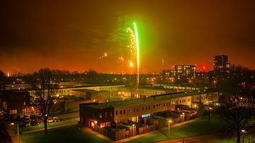 Vuurwerk 2014/2015 van Sparkle King