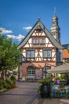 Altes Rathaus von Hofheim am Taunus von Christian Müringer