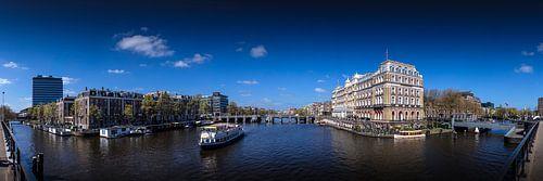 Amstel Hotel panorama van