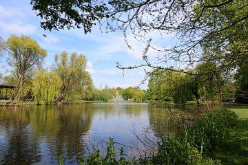 Oosterpark in Amsterdam van Hernani Costa