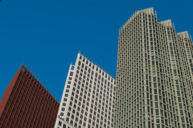 Skyhigh Rotterdam van Roy Kosmeijer