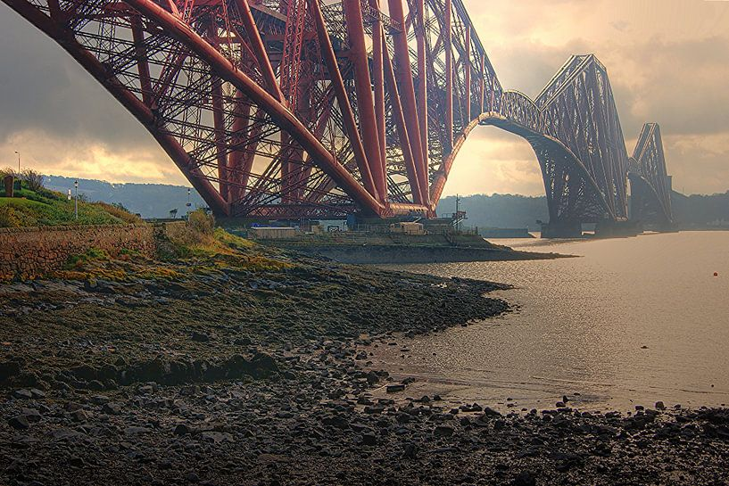 Firth of Forth van Remy De Milde