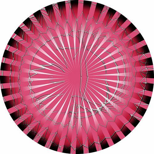 Mandala inspiration sur Martine Affre Eisenlohr