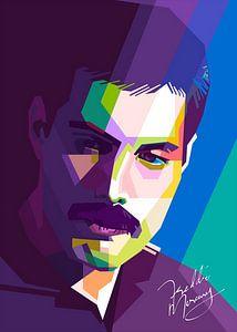 Freddie Mercury von zQheert
