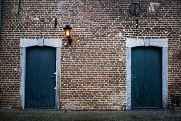 Tweeling deuren van