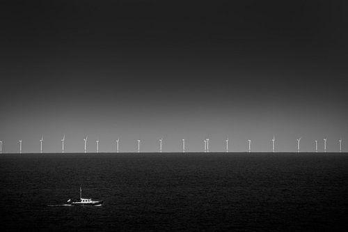 21st Century coastal lines van Ruud Peters