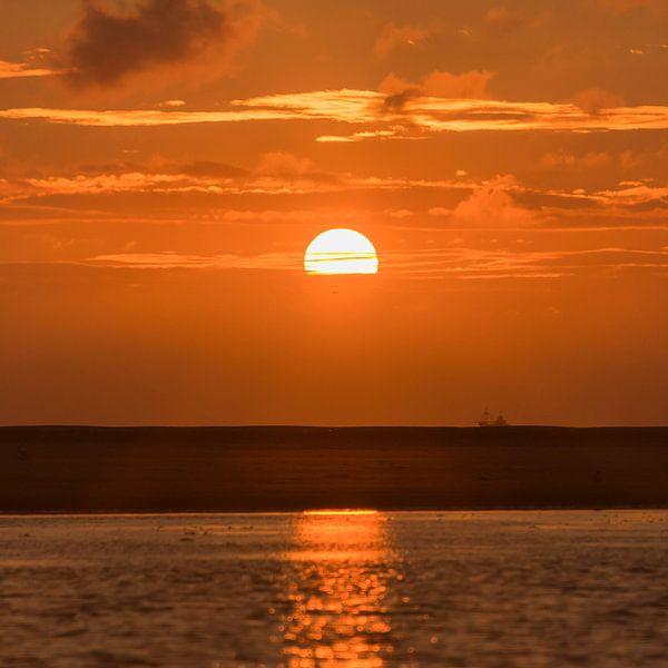 Zons Opkomst /Sun Rise van Coby Zwartbol
