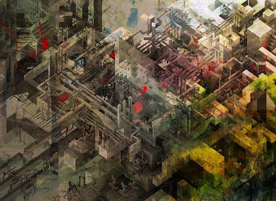 machine von Elwin Staal