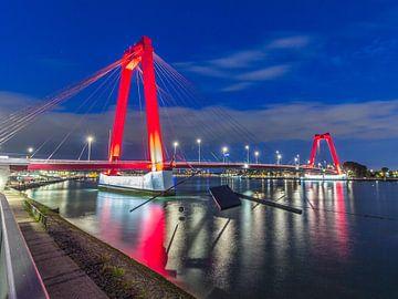 Die Willemsbrug - Rotterdam von Nuance Beeld