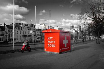 Het Komt Goed in Rotterdam van Remco-Daniël Gielen Photography