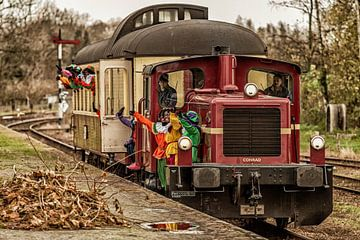 Intocht Sinterklaas in Simpelveld van