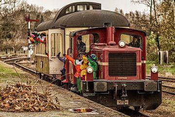 Intocht Sinterklaas in Simpelveld