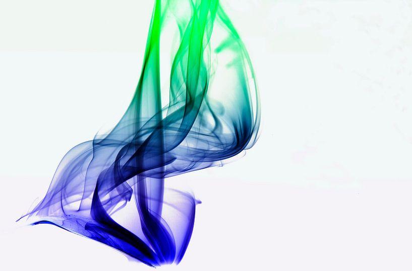 Smoke 3 van Janny Kleijn