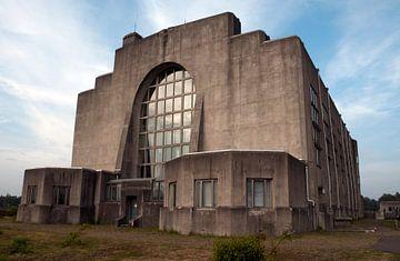 radio kootwijk gebouw van Compuinfoto .