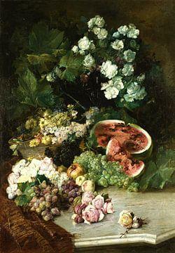 Jaume Morera i Galícia~Natur.Blumen und Früchte