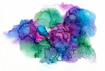 Blasen-Blumen von Ineke de Rijk