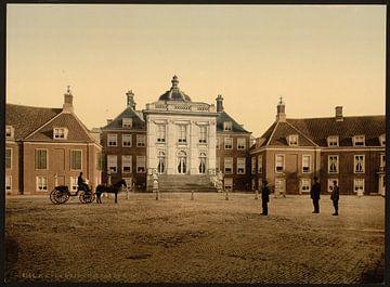 Paleis Huis ten Bosch, Den Haag von Vintage Afbeeldingen