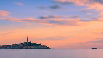 Rovinj, Istrie, Kroatie van Henk Meijer Photography