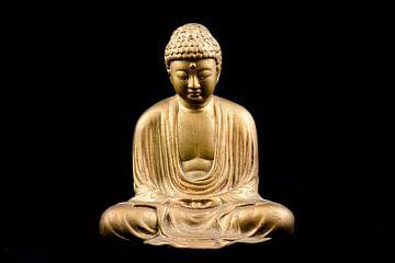 Goldene Buddha von Yvonne Smits