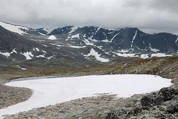 Het koude Noorwegen van Lotte van Dulmen