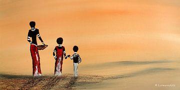 Afrika van Heiko Lehmann