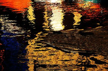 reflections sur Yvonne Blokland