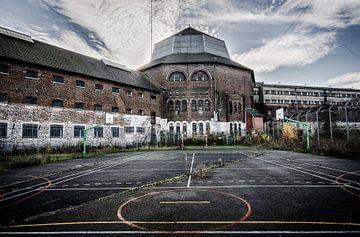 Urbex De gevangenis von Mario Visser