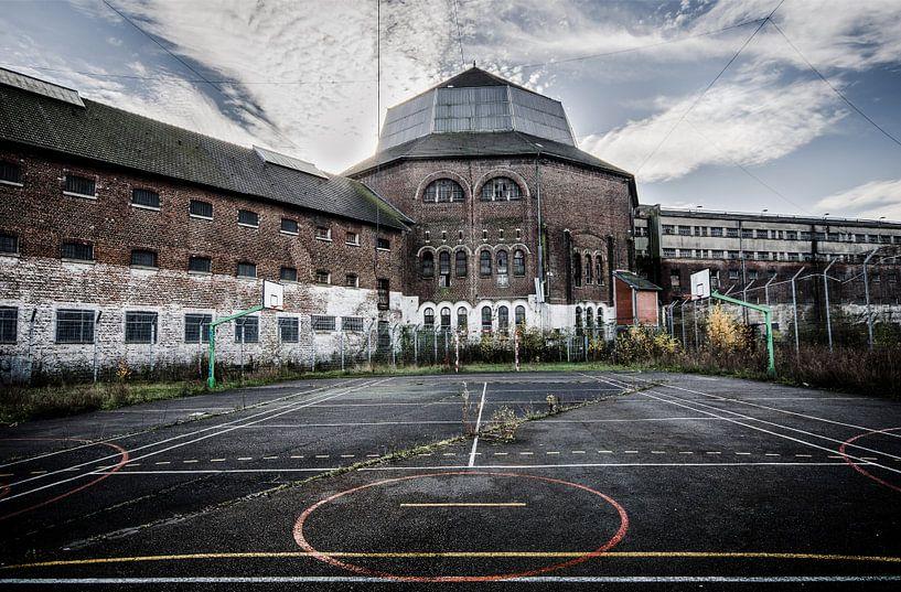 Urbex The prison von Mario Visser