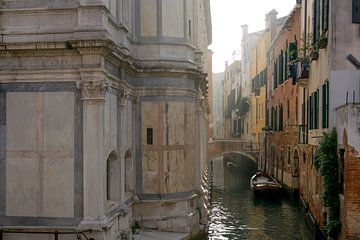 Die romantischen Kanäle von Venedig von Reis Genie