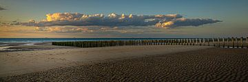 Sangatte aan de Opaalkust Normandië van HvNunen Foto