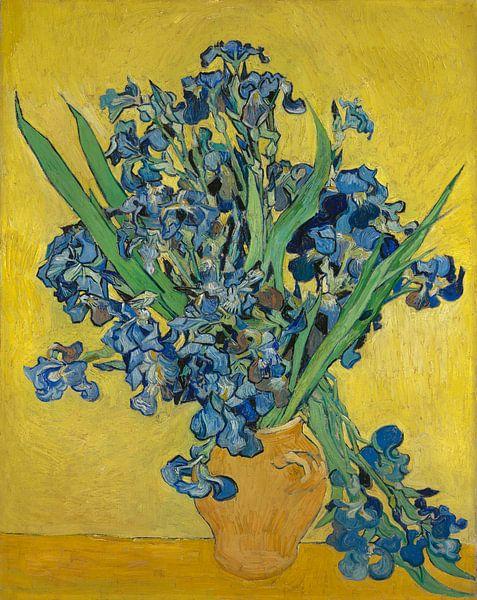 Irissen, Vincent van Gogh van Meesterlijcke Meesters