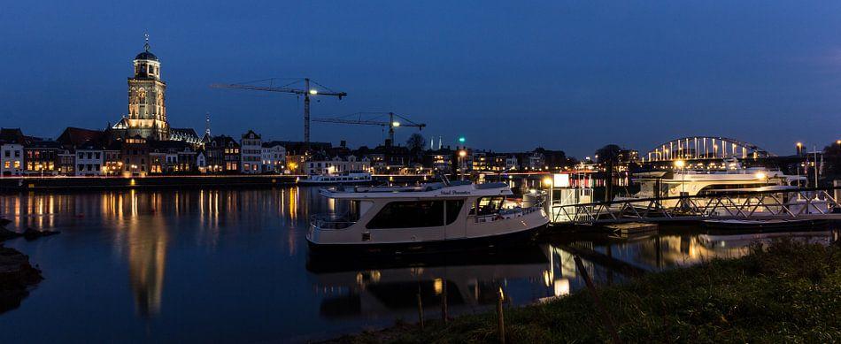Deventer by night