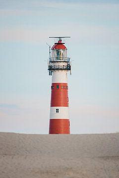 Leuchtturm auf Ameland von Jeroen Wehkamp