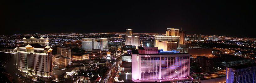 Las Vegas The Strip van Danny van Schendel