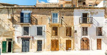 Maltese huisjes van