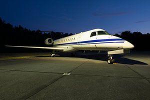 Embraer overnight von tom Lammens