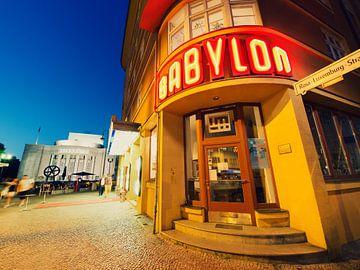 Berlin – Babylon Movie Theatre sur
