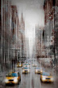 City-Art NYC 5th Avenue Traffic