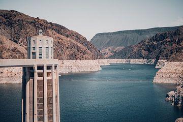 Hooverdam, Nevada - U.S.A. von Dylan van den Heuvel
