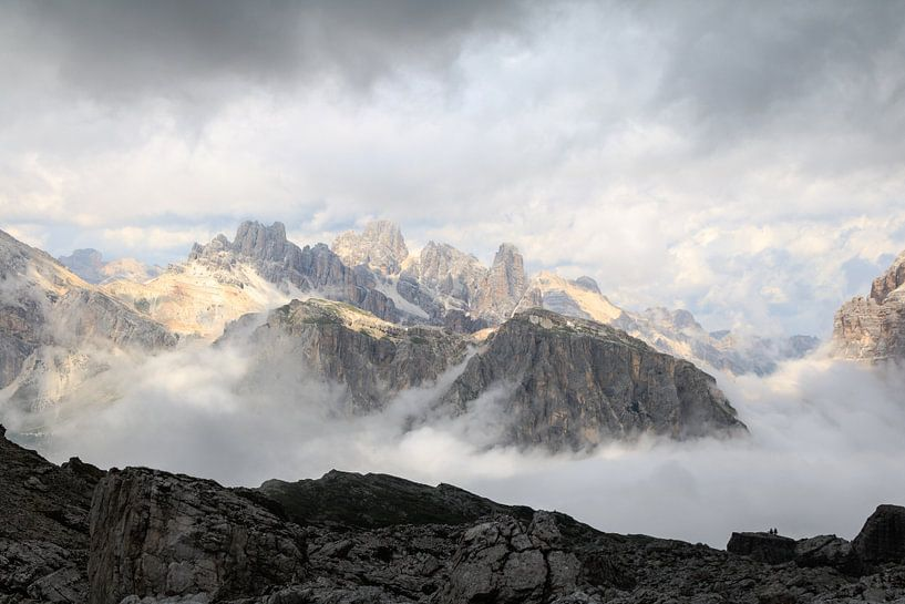 Tussen de wolken van Gerben Tiemens